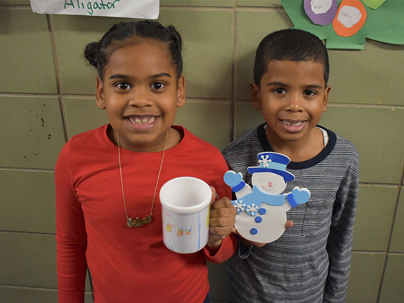 Northwest Students Celebrate Winter's Wonders