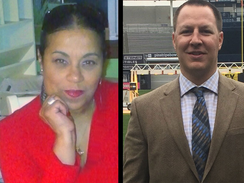 District Welcomes Two New Administrators
