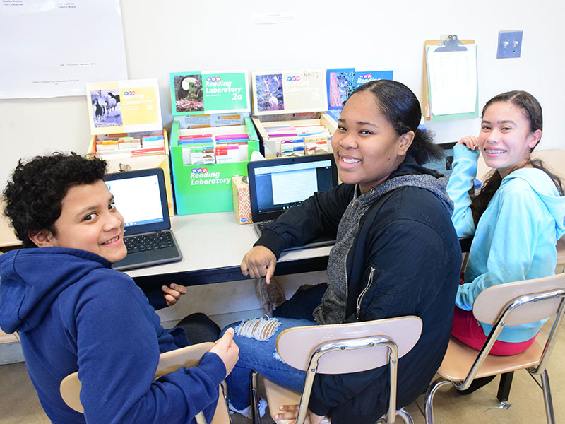 Chromebooks Engage Learners at Park Avenue