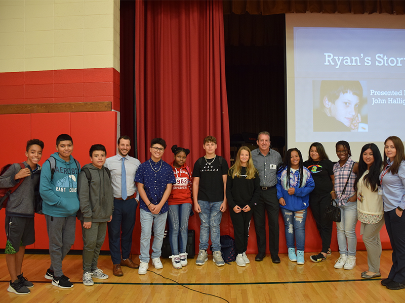'Ryan's Story' Brings Powerful Anti-Bullying Message to Amityville