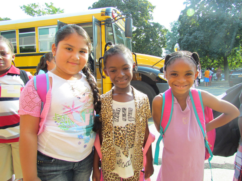 First Days Smiles for Students