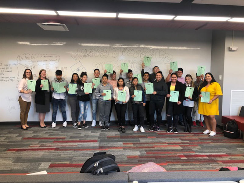 Hispanic Heritage Month Celebrated With Bilingual Poetry Slam