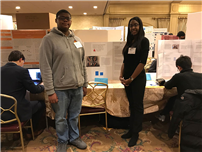Students Present Drone Study at LISEF Fair photo