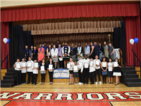 National Junior Honor Society Welcomes New Members Photo