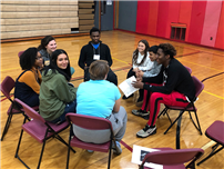 Amityville Students Connect With Long Island Peers  thumbnail161059